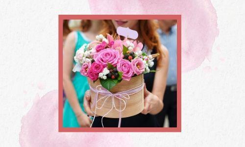1. Mazzo speciale di rose