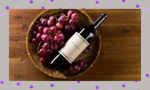 2. Cesto di vino perfetto