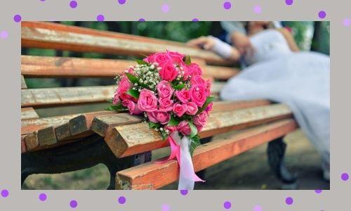 7. Bouquet di fiori romantici