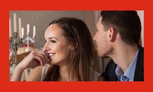 1. Fai il miglior complimento al tuo partner