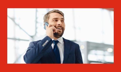 3. Invia un SMS o chiama senza motivo