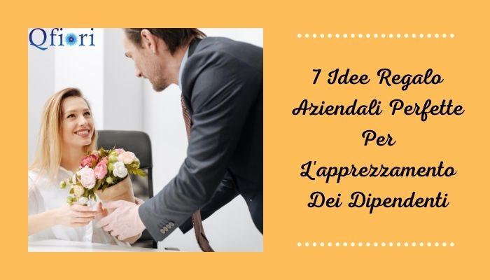 7 Idee Regalo Aziendali Perfette Per L'apprezzamento Dei Dipendenti