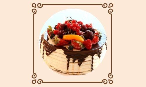 2. Deliziosa torta alla frutta