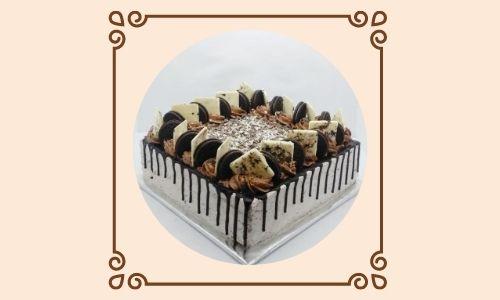 3. Torta biscotto perfetta