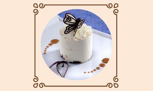 4. Torta dolce farfalla
