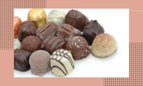 3. Cioccolato assortito
