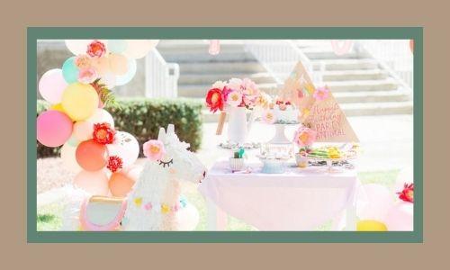 3. Seleziona un tema di compleanno perfetto