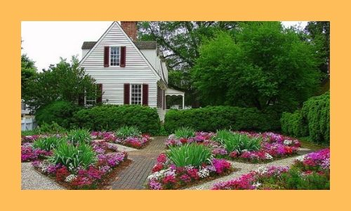 1. Bellissimo ampio giardino