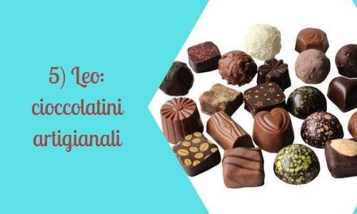 5) Leo: cioccolatini artigianali