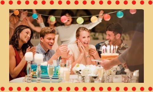 5. Organizza la festa perfetta