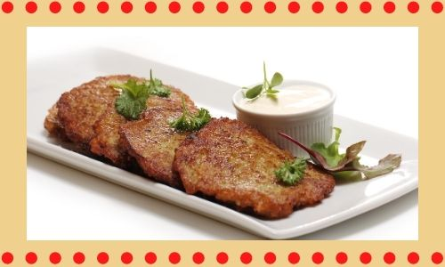 6. Disporre un cibo delizioso