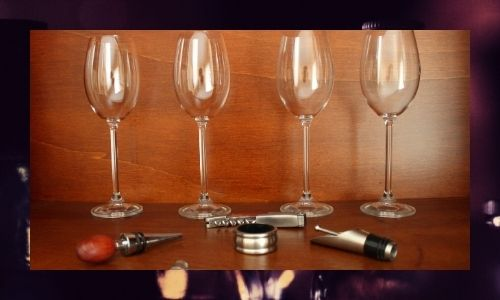 3. Accessori per il vino