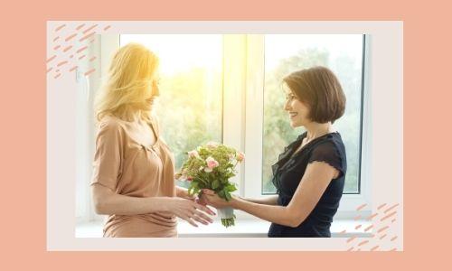 3. Dare bellissimi fiori