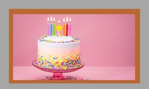 1. Invia una deliziosa torta