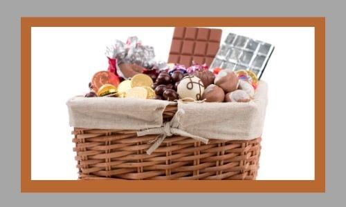 2. Cestino di cioccolato perfetto