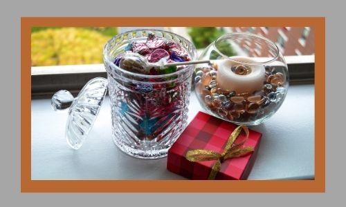 4. Barattolo di cioccolato