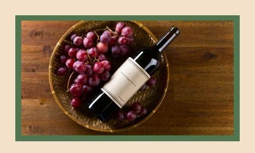 7. Bottiglia di vino