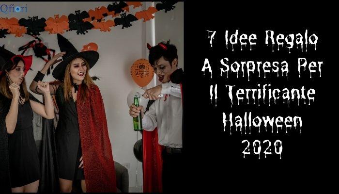 7 Idee Regalo A Sorpresa Per Il Terrificante Halloween 2020