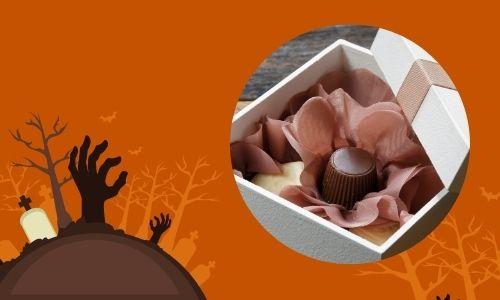 4) Scatola di cioccolatini