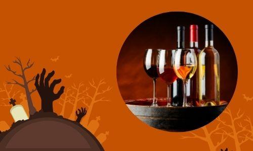 6) Bottiglia di vino