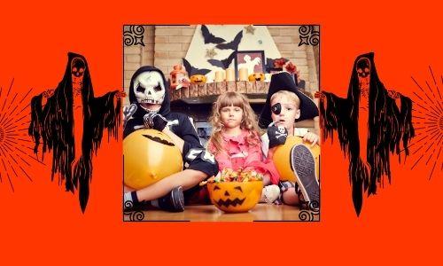 3. Photobooth perfetto di Halloween