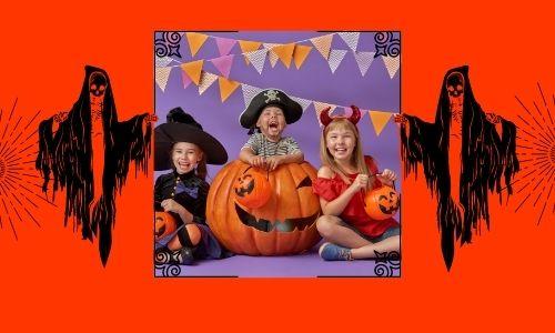 5. Codice di abbigliamento per Halloween