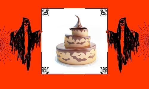8. Torta di Halloween