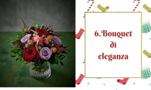 6. Bouquet di eleganza