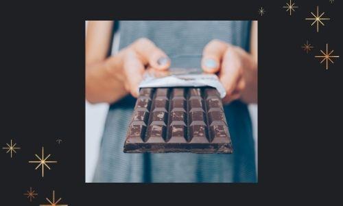 5) Cesto regalo al cioccolato gourmet