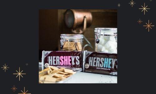 7) Cestino di cioccolato di Hershey's