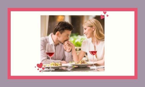 6. Appuntamento romantico con