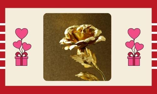 3) Oro rosa