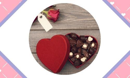 2. Cioccolatini deliziosi