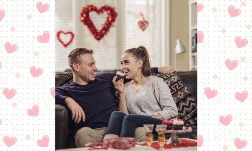 2) Perfetto appuntamento romantico