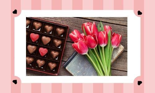 4. Deliziose combinazioni di cioccolato