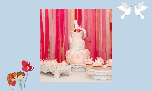 2. Caramelle e torta