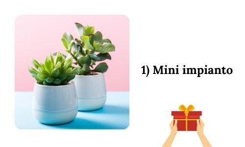 1) Mini impianto