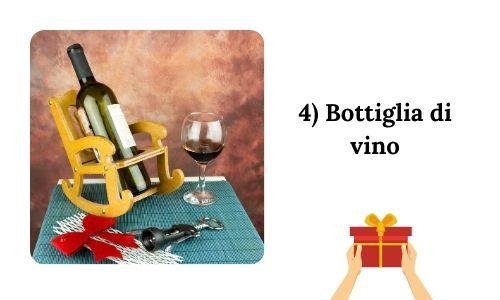 4) Bottiglia di vino