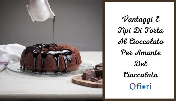 Vantaggi E Tipi Di Torta Al Cioccolato Per Amante Del Cioccolato