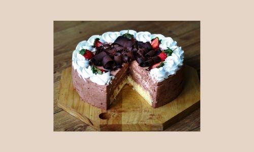 1. Torta gelato speciale