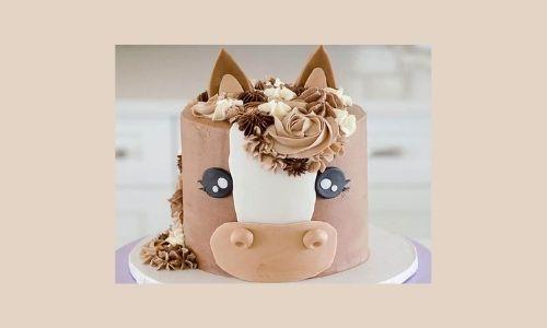 2. Torta Cowgirl perfetta