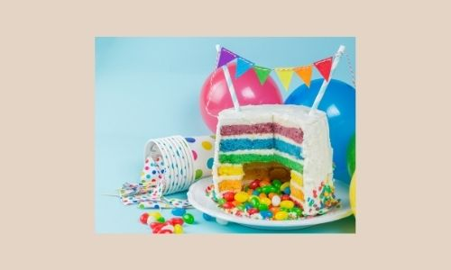 4. Pinata Torta Bashing