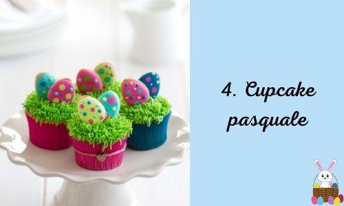 4. Cupcake pasquale