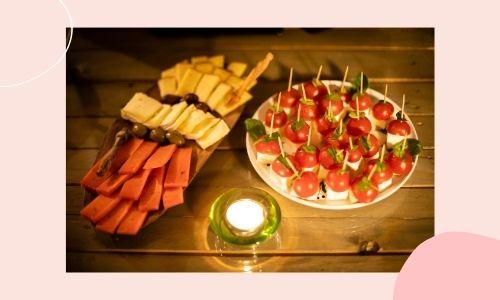 4. Dare un bel piatto