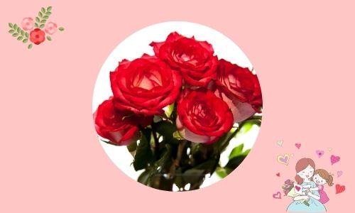 5. Di 'ti amo - Rose rosse