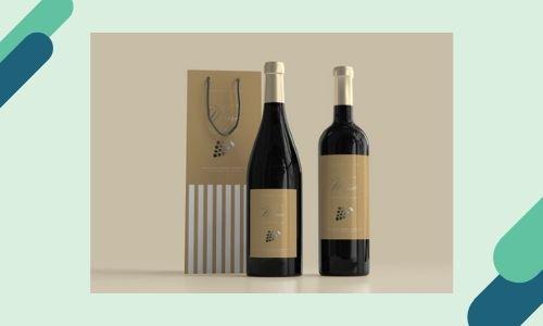 3. Bottiglia di vino