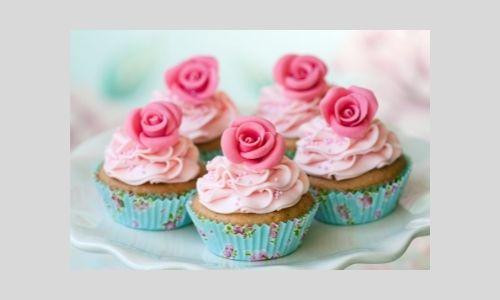 1) Deliziosi cupcakes