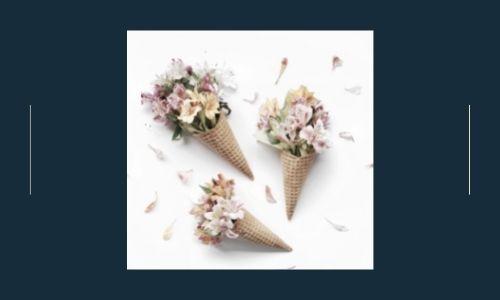 1. Bouquet di fiori