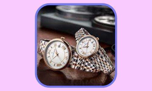 2) Orologio di coppia