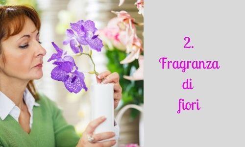 2. Fragranza di fiori